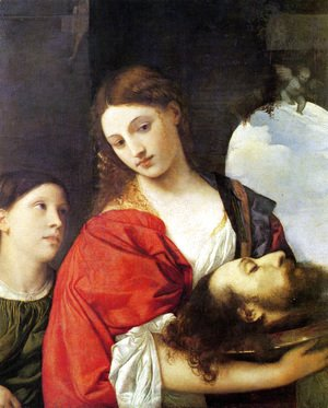 Tiziano Vecellio (Titian) - Judith with the Head of Holofernes c. 1515