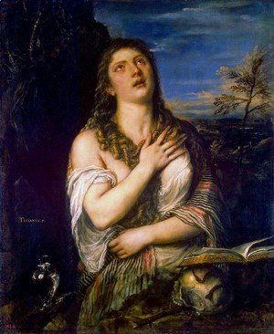 Penitent Mary Magdalen 1560s