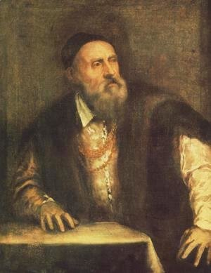 Self-Portrait c. 1562