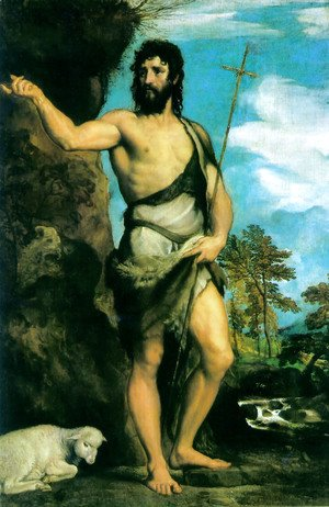 St. John the Baptist c. 1542