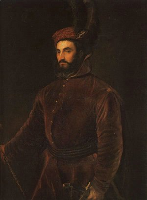 Portrait of Ippolito de Medici  1532-34