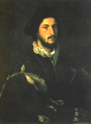 Portrait of Vincenzo Mosti