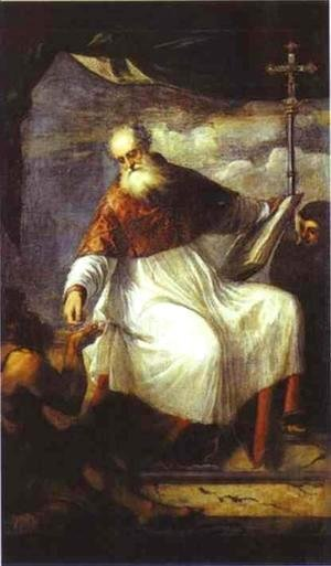 St. John the Alms-Giver