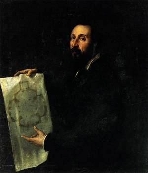 Portrait of Giulio Romano