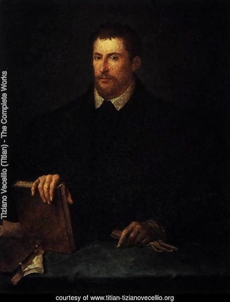 Portrait of Ippolito Riminaldi