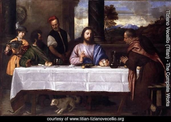 Supper at Emmaus 2