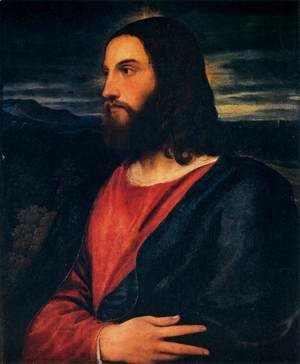 Tiziano Vecellio (Titian) - Christ the Redeemer