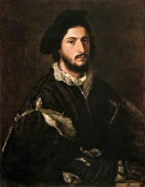 Portrait of Tomaso or Vincenzo Mosti