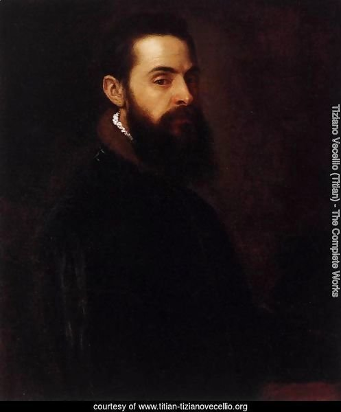 Portrait of Antonio Anselmi 2