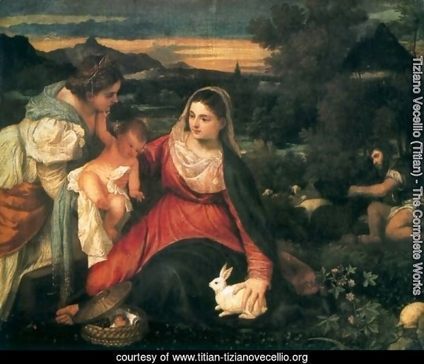 Titian Unspecified I