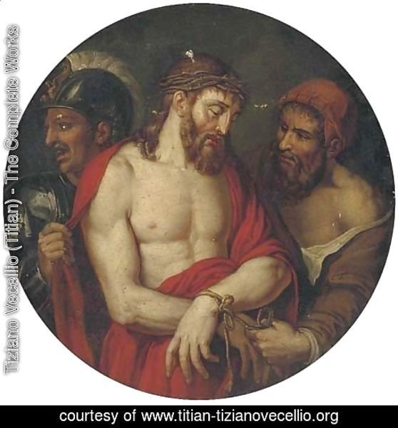 Christ crowned with thorns 2