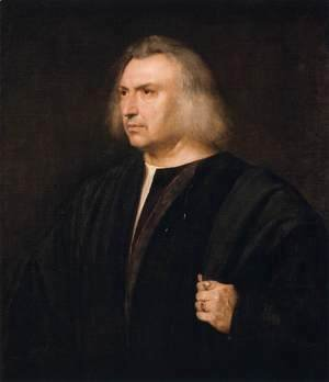 Portrait of the Physician Gian Giacomo Bartolotti da Parma
