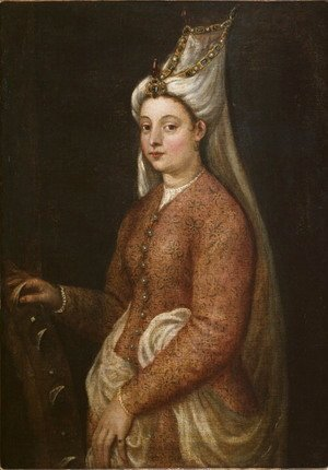 Cameria, daughter of Suleiman the Magnificent